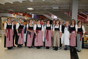 Seniorenweihnachtsfeier der Stadtgemeinde Wörgl am 16.12.2017. Foto: Veronika Spielbichler