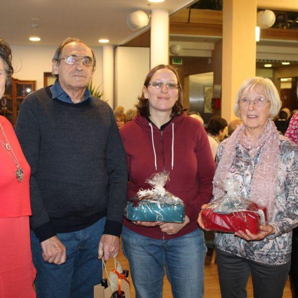 Ehrenamts-Dankesfeier Wörgl am 17.1.2018. Foto: Veronika Spielbichler
