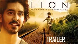 Lion - der lange Weg nach Hause. Filmplakat.