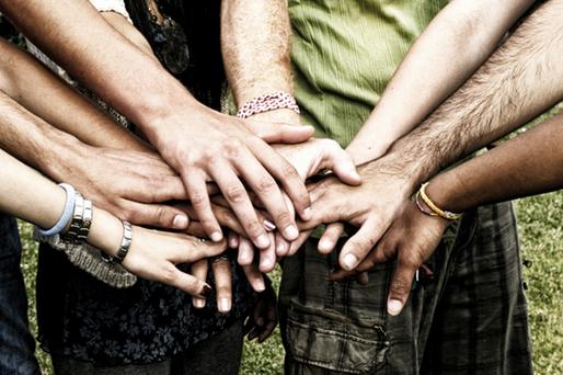 Komm!unity ist im Finale des Geko 2018 und wirbt um Stimmen beim Voting. Foto: komm!unity