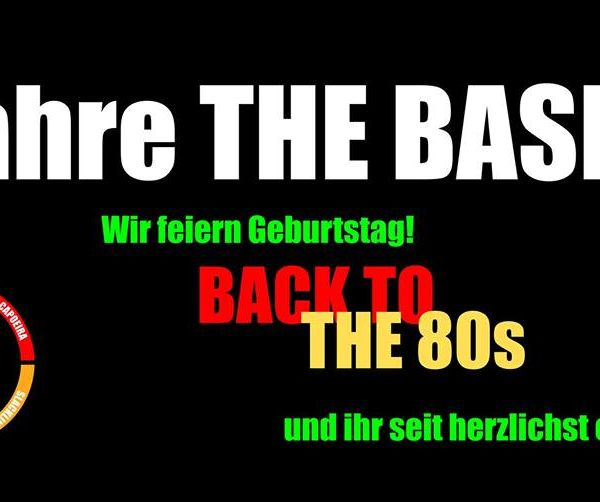 The Base - Einladung.
