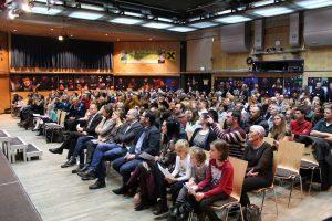 Semesterschlusskonzert der LMS Wörgl am 8..2.2018. Foto: Veronika Spielbichler