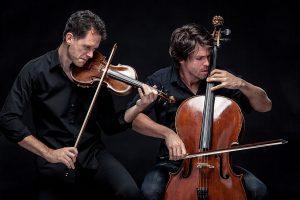 Das Duo BartolomeyBittman. Foto: Stephan Doleschal