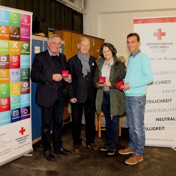 Übersiedelung Rot Kreuz-Ortsstelle Wörgl Februar 2018. Foto: Wilhelm Maier