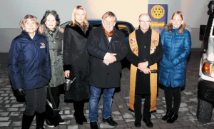 Benefizkonzert Rotary Club Wörgl 1. März 2018. Foto: Albert Zawadil