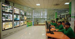 Milchproduktion in China - 2000 Tonnen Frischmilch täglich werden in diesem Betrieb verarbeitet. Foto: Pichler