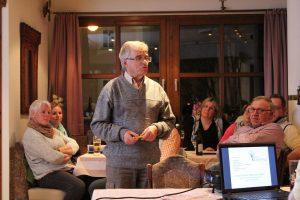Jahreshauptversammlung des Obst- und Gartenbauvereines Wörgl. Foto: Veronika Spielbichler