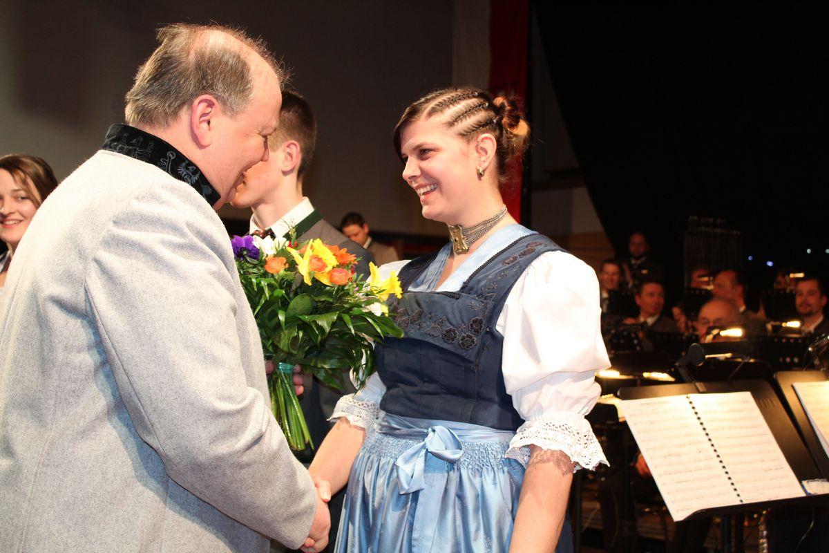 Frühjahrskonzert der BMK Bruckhäusl 2018. Foto: Veronika Spielbichler