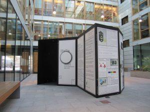"""Die Ausstellung """"Helle Not"""" wird von 10. April bis 5. Mai 2018 im Wörgler City Center gezeigt. Foto: Stefanie Suchy"""