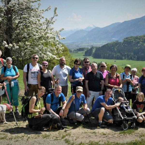 Die Wörgler Naturfreunde laden zur Wanderung in die Tiefenbachklamm. Foto: Naturfreunde Wörgl