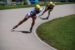 Olympia-4. Vanessa Herzog vom SC Lattella Wörgl holte bei den Österreichischen Meisterschaften in Niederösterreich 4 Mal Gold. Foto: SC Lattella Wörgl