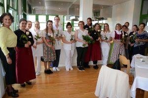 Prüfungsessen an der BFW Wörgl am 24. Mai 2018. Foto: Veronika Spielbichler