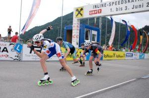 Anna Petutschnigg aus Wörgl zählte beim Europacup zu Österreichs Top-Athletinnen.Foto: SC Lattella