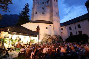Der Konzertreigen der Academia Vocalis beginnt heuer am 12. Juli 2018 mit dem Volksmusikabend in Mariastein. Foto: Academia Vocalis