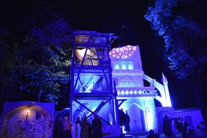 """""""Der Glöckner von Notre Dame"""" - Schlossbergspiele Rattenberg 2018. Foto: Veronika Spielbichler"""