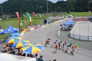 10. Europacup im Speedskating von 1.-3. Juni 2018 in der Speedskate-Arena Wörgl. Foto: Veronika Spielbichler