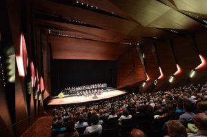 Am 4. August 2018 findet ein weiteres Festkonzert im Festspielhaus Erl statt. Foto: Academia Vocalis