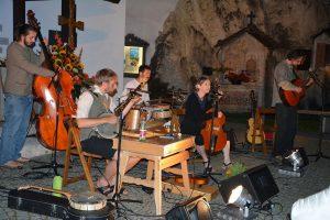 Academia Vocalis Volksmusik-Abend Opas Diandl 12.7.2018. Foto: Veronika Spielbichler