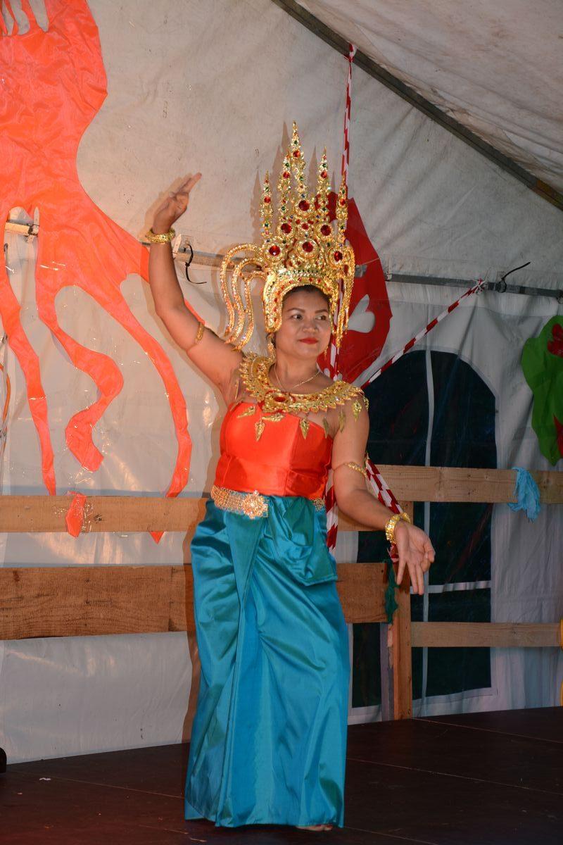 11. Karibufest und 25 Jahre Skulpturenpark Kramsach am 30.6.2018. Foto: Veronika Spielbichler
