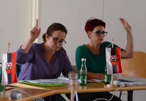Wörgler Gemeinderat am 4. Juli 2018. Foto: Veronika Spielbichler