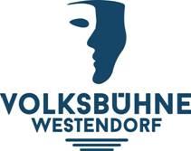 Logo der Volksbühne Westendorf.