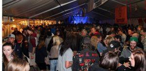 Beim Pölvenrock 2018 werden wieder rund 1.000 BesucherInnen erwartet. Foto: Pölvenrock