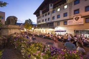 Gastwirtefest Über die Gassn in Wörgl. Foto: Hannes Dabernig