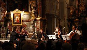 Das Kammermusikfest 2018 in Hopfgarten findet heuer von 25. August bis 1. September 2018 statt. Foto: Trinkl