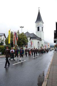 Jubiläumsfeier 70 Jahre Landjugend/Jungbauernschaft Wörgl am 26.8.2018. Foto: Veronika Spielbichler