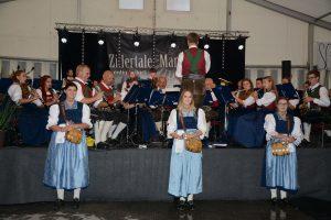 Jubiläumsfeier 70 Jahre Landjugend/Jungbauernschaft Wörgl am 25.8.2018. Foto: Veronika Spielbichler
