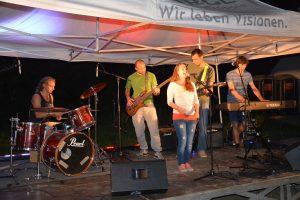 3. Wörgler Sommernacht mit Jam Session am 15.8.2018. Foto: Veronika Spielbichler