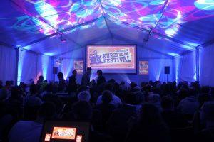 Zum sechsten Mal wird Wörgl heuer beim Kurzfilmfestival Treffpunkt der kreativen Filmemacher-Szene. Foto: Veronika Spielbichler