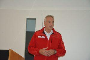 Dankesfeier für Unterstützer und Spender des Katastrophenhilfe-Lagers des Roten Kreuzes für den Bezirk Kufstein in Wörgl am 30.8.2018. Foto: Veronika Spielbichler