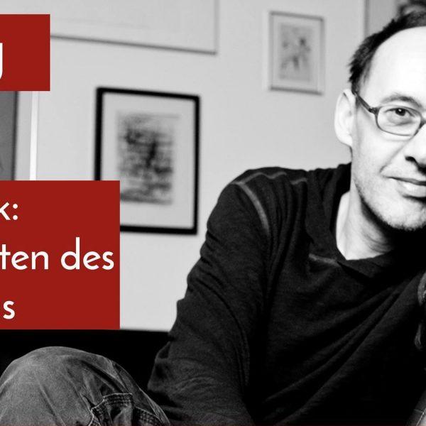 Robert Misik liest am 28. 9. 2018 um 18.30 Uhr in der Buchhandlung Zangerl in Wörgl. Foto: Junge Generation Tirol