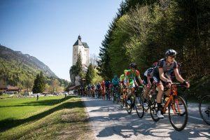 Die Rad-WM kann live in Mariastein erlebt werden. Foto: Christina Ehammer.