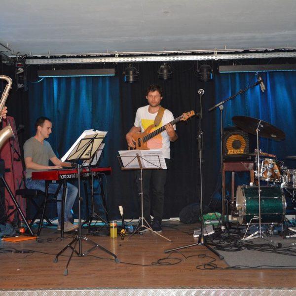 Jazz-Brunch am 2.9.2018 mit Two Five in der Zone Wörgl. Foto: Veronika Spielbichler