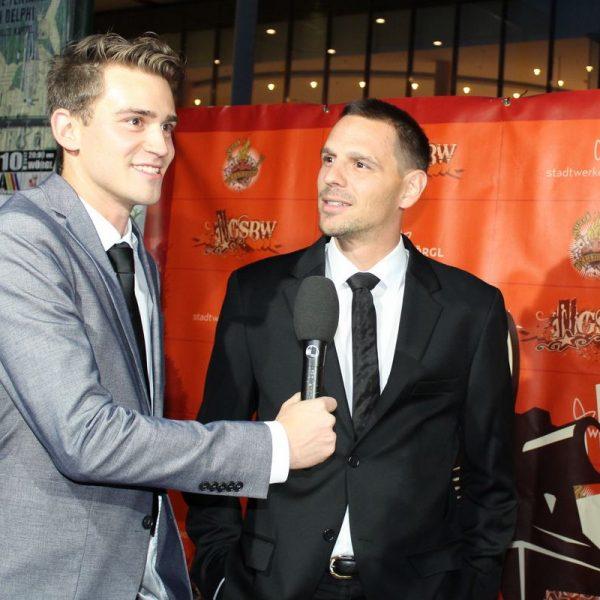 Die beiden Moderatoren Dominic Kainzner und Stefan Peschta führen wieder im Duo humorvoll durchs Programm.