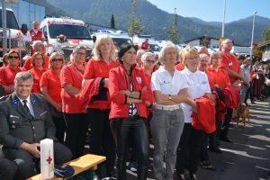 Einweihung Rot Kreuz-Ortsstelle Wörgl am 9.9.2018.Foto: Veronika Spielbichler