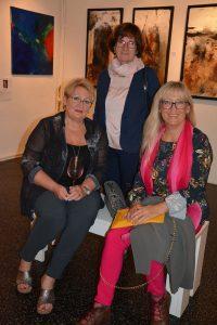 ARTirol Gemeinschaftsausstellung 2018 in der Galerie am Polylog in Wörgl. Foto: Veronika Spielbichler