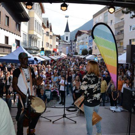 Fest der Nationen in Wörgl am 15.9.2018. Foto: Veronika Spielbichler