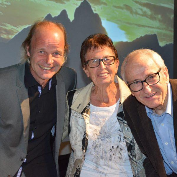 Filmabend von Egon Frühwirth am 22.9.2018 im Komma Wörgl. Foto: Veronika Spielbichler