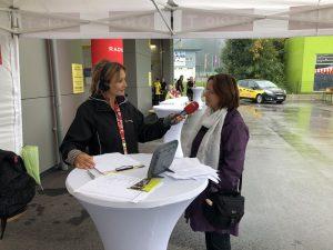Radio Tirol Sommerfrische in Wörgl am 31.8.2018. Foto: Radio Tirol