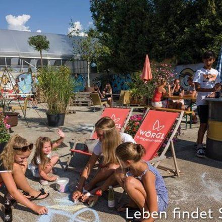 10 Jahre Zone wird mit einem großen Straßenfest am 22. und 23. September 2018 gefeiert. Foto: Hannes Dabernig