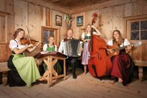 Familienmusik Puchleitner. Foto: Wolfgang Alberty