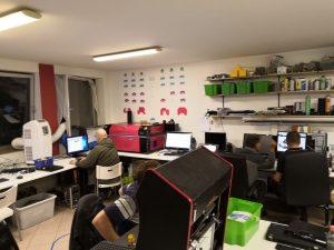 Der Computer Pool Unterland hält seine Clubabende jeden Mittwoch im Vereinslokal in der Fritz Atzl-Straße 9 ab. Foto: CPU