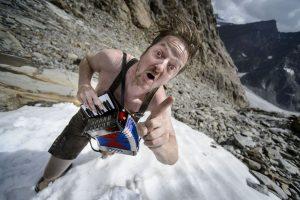 Fotoshooting mit Markus Kozuh Koschuh im Gletscherskigebiet Pitztal. Foto: Thomas Böhm