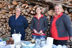 """Aktionstag """"Landwirtschaft macht Schule"""" beim Unterkrumbacher Bauern in Wörgl am 16.10.2018. Foto: Veronika Spielbichler"""