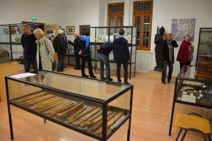 Lange Nacht der Museen im Wörgler Heimatmuseum am 6.10.2018. Foto: Veronika Spielbichler