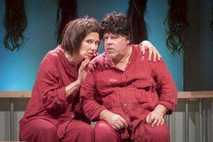 War es die Lerche oder die Nachtigall? Ephraim Kishons Komödie wird in der Arche Noe gespielt. Foto: Rupert Larl