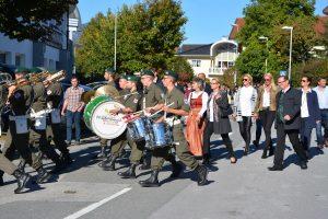 Angelobung am 5.10.2018 im Sportzentrum Wörgl. Foto: Veronika Spielbichler